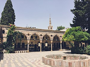 Azm Palace and Umayyad Mosque