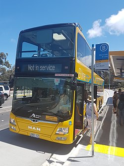 B-Line bus at Mona Vale.jpg