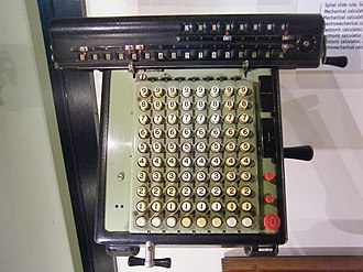 Monroe Calculating Machine Company - Monroe L-160