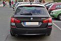 BMW 535d Touring Sophistograu Hinten.JPG