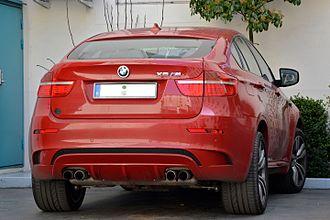BMW X6 - BMW X6 M