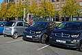 BMW i3 EV parking lot Oslo 10 2018 3794.jpg