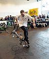 BMX-Flatland-Show - Passion Sports Convention Bremen 2017 01.jpg