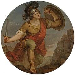 Allegory of Valor (Mars).