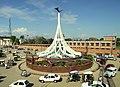 Bacha Khan Chowk, Mardan - panoramio.jpg