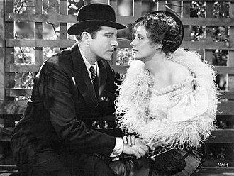 Back Street (1932 film) - John Boles and Irene Dunne in Back Street