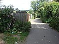 Back lane between Watford Road and the Grand Union Canal - geograph.org.uk - 1397322.jpg