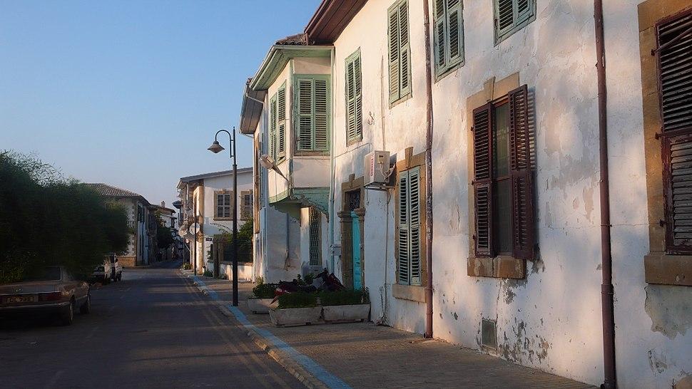 Backstreet in North Nicosia