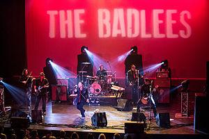 The Badlees - The Badlees - 2013