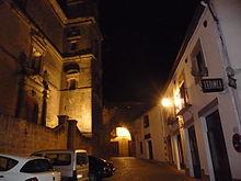 Baeza reisef hrer auf wikivoyage - Hotel puerta del arco ...