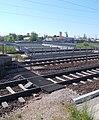 Bahnhof, Brücke NO, 2021 Kápolnásnyék.jpg