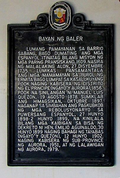 File:Baler Historical Marker.jpg