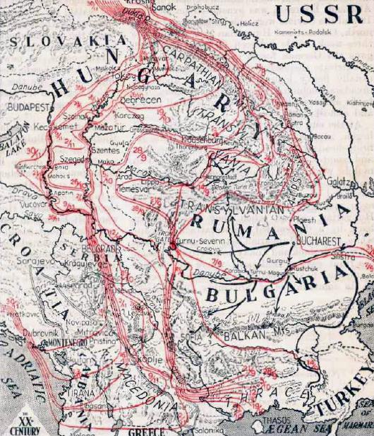 Balkanfront 19440831-19441130