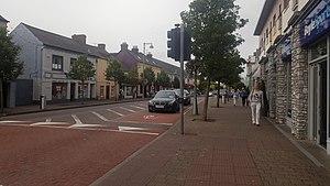 Ballincollig - Image: Ballincollig Main St