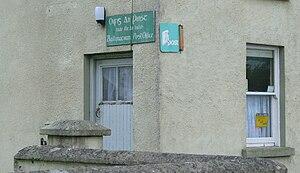 Ballymacward - Ballymacward Post Office