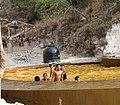 Balneario de aguas color... no colorantes artificiales, solo natural. - panoramio.jpg