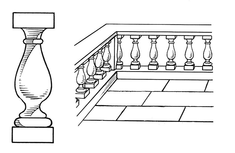 Datei:Baluster and Balustrade (PSF).jpg