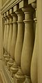 Balustrada de l'escala del palau del marqués de Dosaigües.JPG