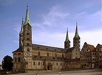 Bamberger Dom BW 6.JPG