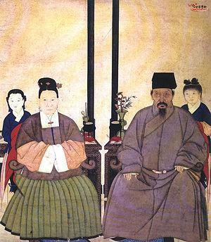 清朝女子服饰图案_明朝服饰 - 维基百科,自由的百科全书