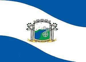Fazenda Rio Grande - Image: Bandeira fazendariogrande
