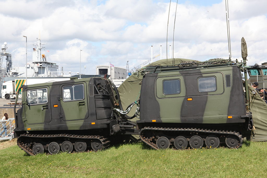 Bandvagn Bv 206 Netherlands Marine Corps - Flickr - Joost J. Bakker IJmuiden.jpg