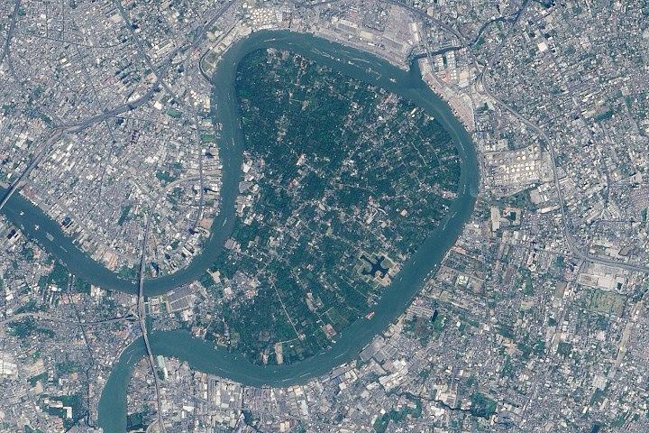 Bang Kachao Landsat