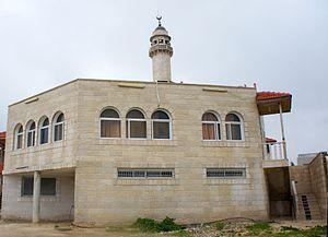 Bani Zeid - Mosque of Bani Zeid, 2012