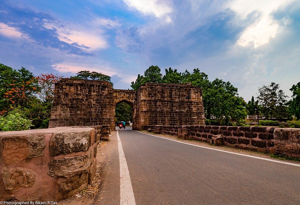 Barabati Fort Main Entrance