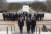 Barack Obama participates in National Medal of Honor Day 3-25-09