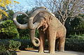 Barcelona - Mammoth sculpture.JPG
