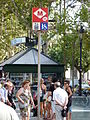 Barcelona Street Life (7852506684).jpg