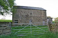 Barn at Fawfieldhead - geograph.org.uk - 168571.jpg