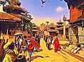 Basantapur Durham Square.jpg