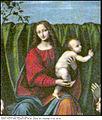 Basilica Sant'Eufemia (Milan) Madonna con Bambino e Santi di Marco d'Oggiono Foto di Maurizio OM Ongaro DSCN9138 Part2.jpg