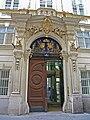 Batthyány Palais Bankgasse Portal.JPG