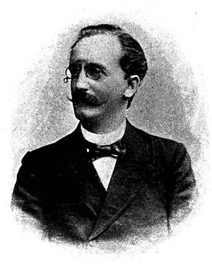 Paul Clemens von Baumgarten - Paul Clemens von Baumgarten.