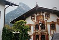 Bavaria Oberammergau Building Mural (9812974035).jpg