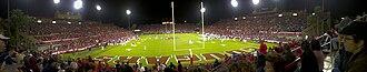 2009 Houston Cougars football team - The 2009 Bayou Bucket Classic at Robertson Stadium