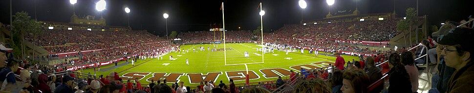 Robertson Stadium during the 2009 Bayou Bucket Classic
