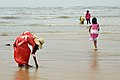 Beachcombing - Tajpur Beach - East Midnapore 2015-05-02 9104.JPG