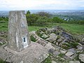 Beacon Hill, Charnwood Triangulation Pillar - geograph.org.uk - 172529.jpg