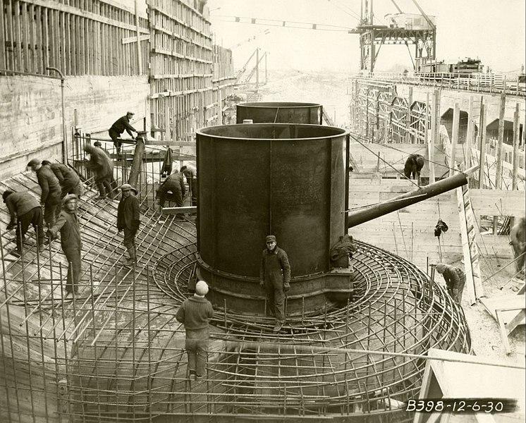 Fichier:Beauharnois Construction Co - Turbines.jpg