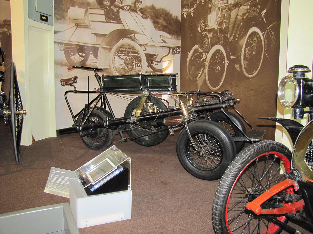 Datei Beaulieu National Motor Museum Beaulieu 460956