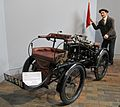 Beaulieu National Motor Museum 18-09-2012 (8515740607).jpg