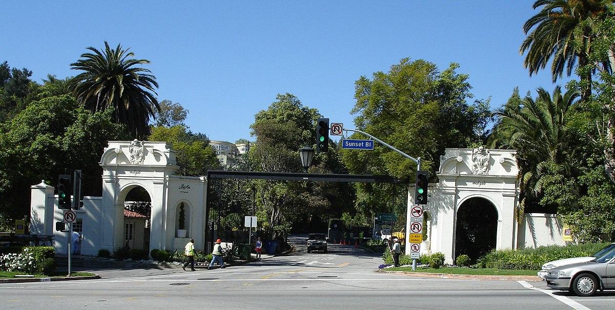 Bel Air Los Angeles Wikipedia