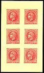 Belgium 1865-1866 10c Leopold I essays by Charles Wiener red.jpg