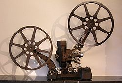 movie projector simple english wikipedia the free