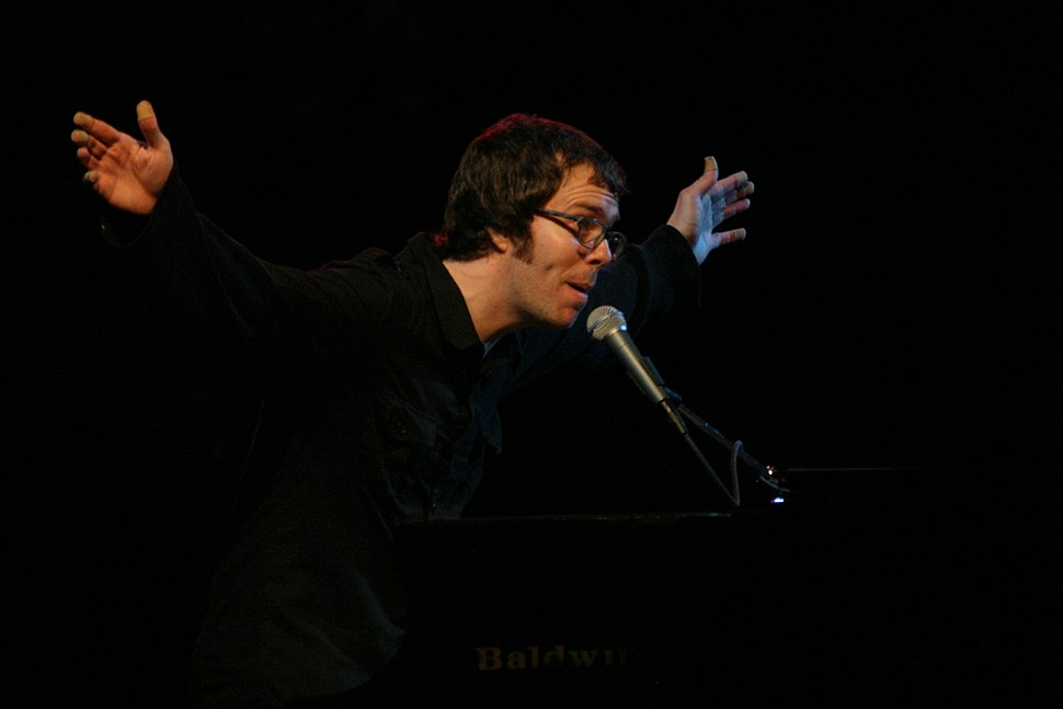 Ben Folds, Knoxville, 1