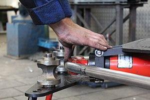 Bending (metalworking) - Bending